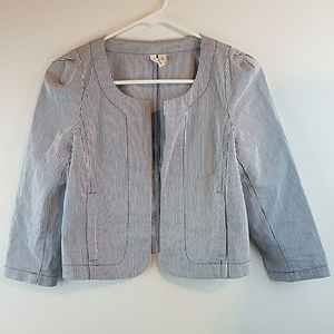 Frenchi S Cropped Blazer